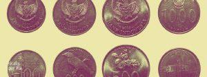 sejarah uang koin di indonesia