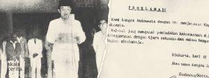 teks proklamasi kemerdekaan indonesia